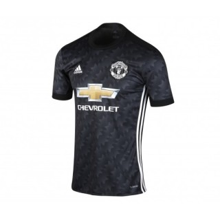 Maillot adidas Manchester United Extérieur 2017/18 Noir