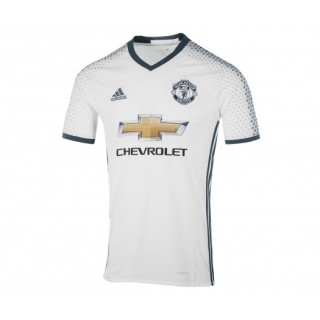 Maillot adidas Manchester United Third 2016/17 Blanc