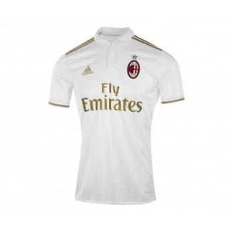 Maillot adidas Milan AC Extérieur 2016/17 Blanc