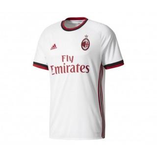 Maillot adidas Milan AC Extérieur 2017/18 Blanc