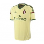 Maillot adidas Milan AC Jaune Enfant