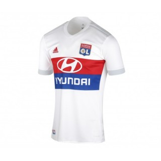 Maillot adidas Olympique Lyonnais Domicile 2017/18 Blanc