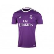 Maillot adidas Real Madrid Extérieur 2016/17 Violet