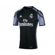 Maillot adidas Real Madrid Third 2016/17 Noir