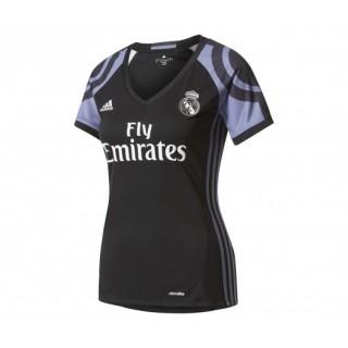Maillot adidas Real Madrid Third 2016/17 Noir Femme