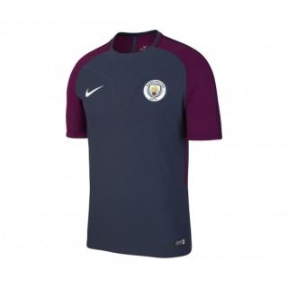 Maillot entraînement Aeroswift Nike Manchester City Bleu