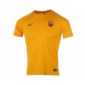 Maillot entraînement Nike AS Roma Orange Enfant