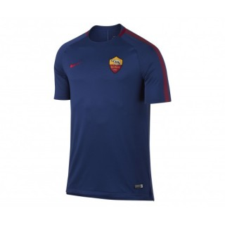 Maillot entraînement Nike AS Roma Squad Bleu
