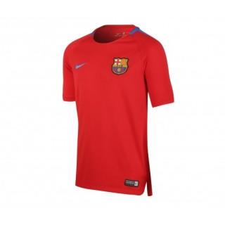 Maillot entraînement Nike FC Barcelone Squad Rouge Enfant