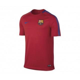 Maillot entraînement Nike FC Barcelone Squad Rouge