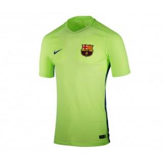 Maillot entraînement Nike FC Barcelone Strike Vert
