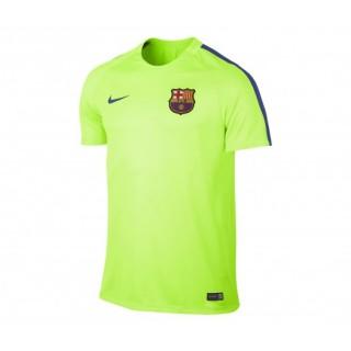 Maillot entraînement Nike FC Barcelone Vert