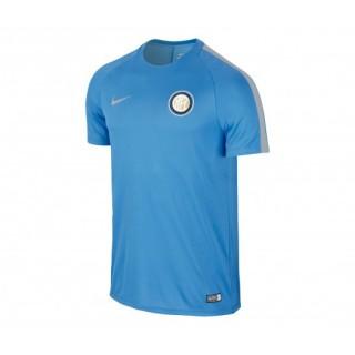 Maillot entraînement Nike Inter Milan Bleu
