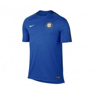 Maillot entraînement Nike Inter Milan Squad Bleu
