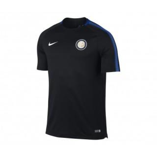 Maillot entraînement Nike Inter Milan Squad Noir
