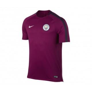 Maillot entraînement Nike Manchester City Squad Violet