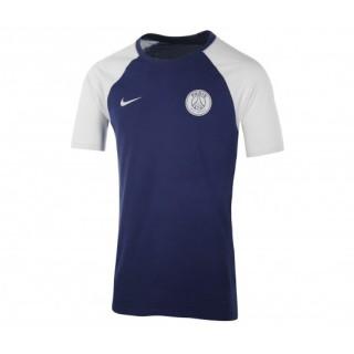 Maillot entraînement Nike Paris Saint-Germain Bleu