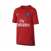 Maillot entraînement Nike Paris Saint-Germain Rouge Enfant