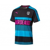 Maillot entraînement Puma Bordeaux Noir et Bleu