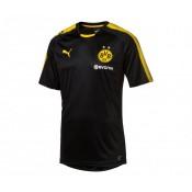 Maillot entraînement Puma Borussia Dortmund Noir Enfant