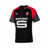 Maillot entraînement Puma Stade Rennais Noir et Rouge
