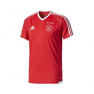 Maillot entraînement adidas Ajax Amsterdam Rouge