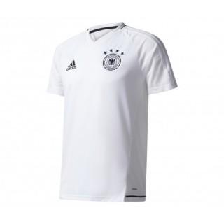 Maillot entraînement adidas Allemagne Blanc
