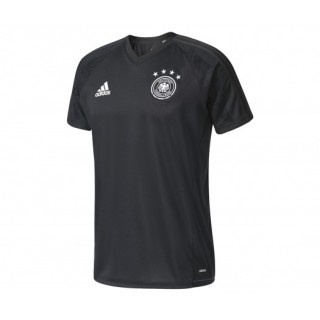 Maillot entraînement adidas Allemagne Noir