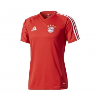 Maillot entraînement adidas Bayern Munich Rouge