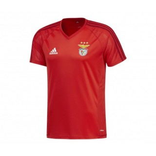 Maillot entraînement adidas Benfica Rouge
