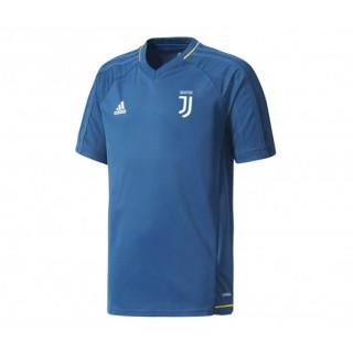 Maillot entraînement adidas Juventus Bleu Enfant