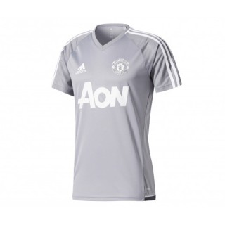 Maillot entraînement adidas Manchester United Gris