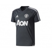 Maillot entraînement adidas Manchester United Gris Enfant