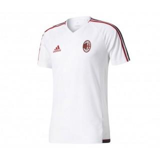 Maillot entraînement adidas Milan AC Blanc