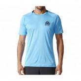 Maillot entraînement adidas Olympique de Marseille Bleu