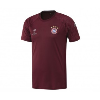Maillot entrainement adidas UCL Bayern Munich Rouge