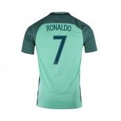 Maillot officiel Ronaldo EURO 2016 Extérieur Enfant