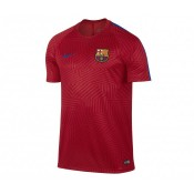 Maillot pré match Nike FC Barcelone Rouge