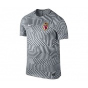 Maillot pré match Nike Monaco Gris