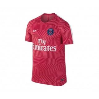Maillot pré match Nike Paris Saint-Germain 2016/17 Rouge