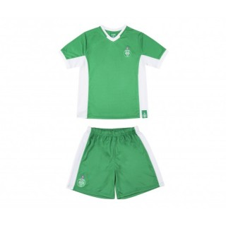 Mini Kit AS Saint Etienne Vert Enfant