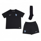 Mini Kit France FFF Noir Enfant