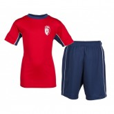 Mini Kit LOSC Fan Rouge Enfant