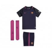 Mini Kit Nike Barcelone Extérieur 2016/17 Violet Enfant