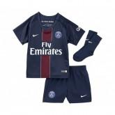 Mini Kit Nike Paris Saint-Germain Domicile 2016/17 Bleu Bébé