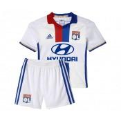 Mini Kit Olympique Lyonnais Domicile 2016/17 Blanc