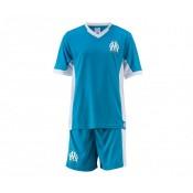 Mini Kit Olympique de Marseille Fan Bleu Enfant