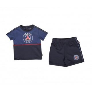Mini Kit Paris Saint-Germain Bleu Bébé