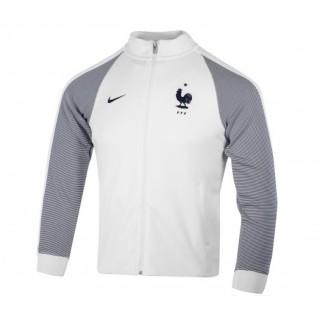 Nike vous propose la veste Authentic N98 FFF en Blanc destiné aux Enfants