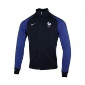 Nike vous propose la veste Authentic N98 FFF en Bleu Femme